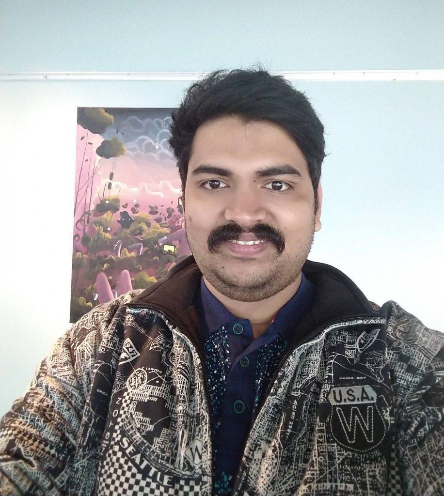 Amrith Krishna